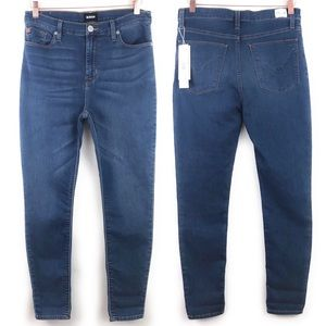 NWT Hudson High Rise Blair Skinny Jeans Size 29
